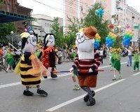 Карнавал 12 июня начнётся в 16:00, а не в полдень