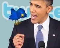 Барак Обама завел аккаунт в Twitter и тут же попал в Книгу рекордов Гиннесса