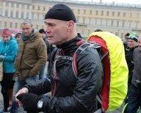 Кругосветный пешеход Сергей Лукьянов посетил Челябинск