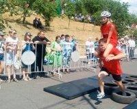 12 июня на Острове Татышев состоится чемпионат города по ношению жен