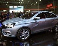 В Челябинске открылась выставка Auto Show-2015, где представят новую Lada Vesta