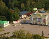 В парке Маяковского появятся скалодром, картодром и велодорожки
