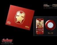 Вышел Samsung Galaxy S6 Edge ограниченной серии Avengers: Iron Man
