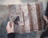Студент Кембриджа создал «карту Мародеров» для Facebook