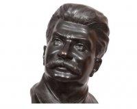 Челябинский коллекционер продает бюст Сталина за полмиллиона рублей