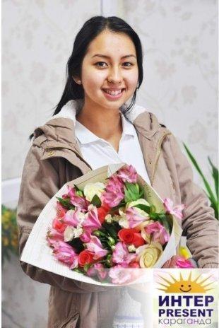 Арт букет караганда официальный, магазин цветов наш сад в харьков кооперативная 22