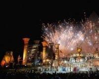 На площади перед Пирамидой в Астане показали оперу «Аида»