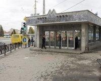 Возле «Гринвича» закрывается подземный переход