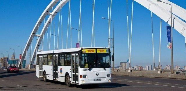схемы движения автобусов