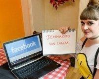 Британка поменяла имя, чтобы восстановить страницу на Facebook