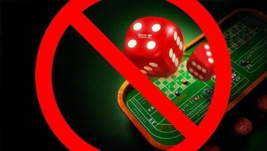 закон о запрете казино