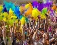 В Тольятти едет Всероссийский фестиваль красок