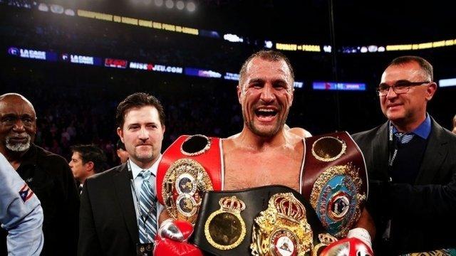Сергей Ковалев защитил мировые титулы, нокаутировав французского боксера