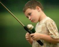 В Караганде открылась школа юного рыболова