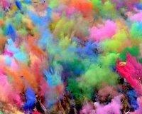 На уральцев высыпят тонны сухой краски