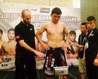 Карагандинский боец стал чемпионом на матчевой встрече по правилам М-1