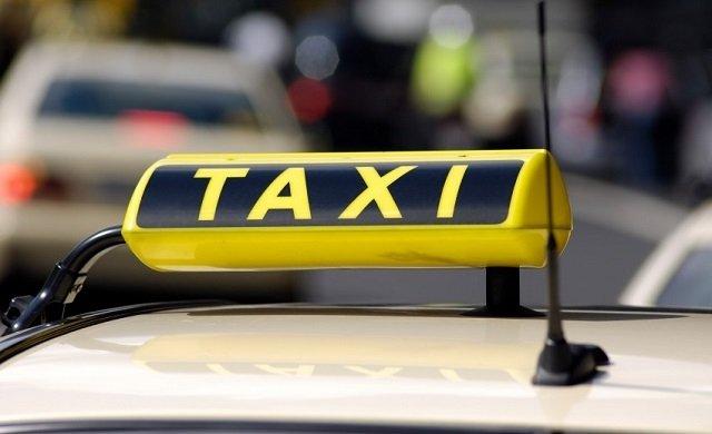 Такси услуга секс