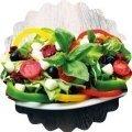 Закажи два горячих и получи салат в подарок!