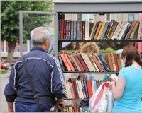 В Красноярске появился еще один общественный книжный шкаф