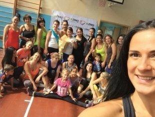 """В Караганде прошел фитнес-проект """"Вызов"""""""