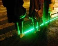 В Челябинске начали монтировать специальные «лежачие» светофоры