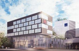 Открытие гостиниц Ibis и Novotel на Театральной площади Красноярска перенесли на конец осени