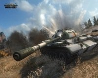 Игра World of Tanks выйдет на PlayStation 4