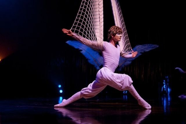 В мае 2016 в Челябинск приедет Cirque du Soleil