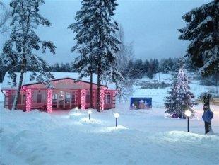 Замести следы: базы отдыха, где можно зависнуть на все новогоднее время