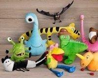 IKEA выпустила серию мягких игрушек на основе детских рисунков