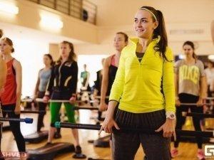В Челябинске прошла XV фитнес-конвенция «Территория фитнеса»!