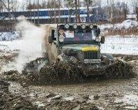 Экстремальные гонки по бездорожью пройдут близ Екатеринбурга