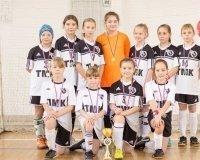 Юные футболистки из Екатеринбурга выиграли товарищеский Кубок Урала