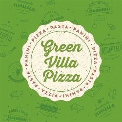 Green Villa Pizza, кафе
