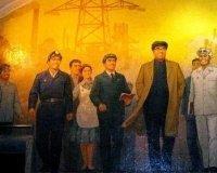 В Музейном центре на Стрелке работает выставка искусства Северной Кореи