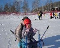 В «Солнечной долине» стартовала программа  «Лыжи мечты»