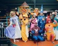 В детском городе «Чадограде» праздник цирка