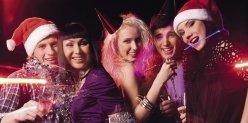 Шесть новогодних вечеринок в клубах Челябинска